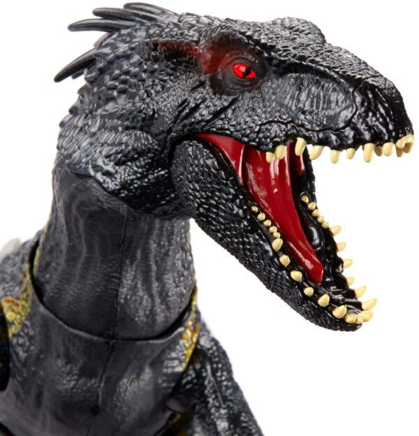 Jurassic World - Indoraptor Attacca e Ruggisci - ALTRO - Set di veicoli e accessori
