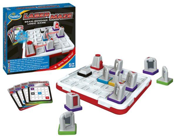 Laser Maze - ThinkFun - Thinkfun - Toys Center ALTRI Unisex 12+ Anni, 5-8 Anni, 8-12 Anni THINKFUN