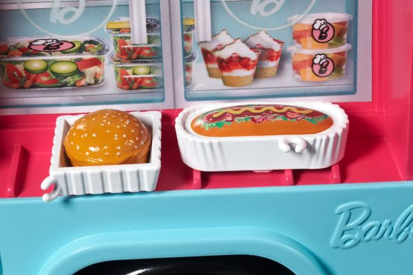 ALTRI Barbie - Scooter Street Food, con tanti accessori realistici - FHR08 ENCHANTIMALS 12-36 Mesi, 12+ Anni, 3-5 Anni, 5-8 Anni, 8-12 Anni Femmina