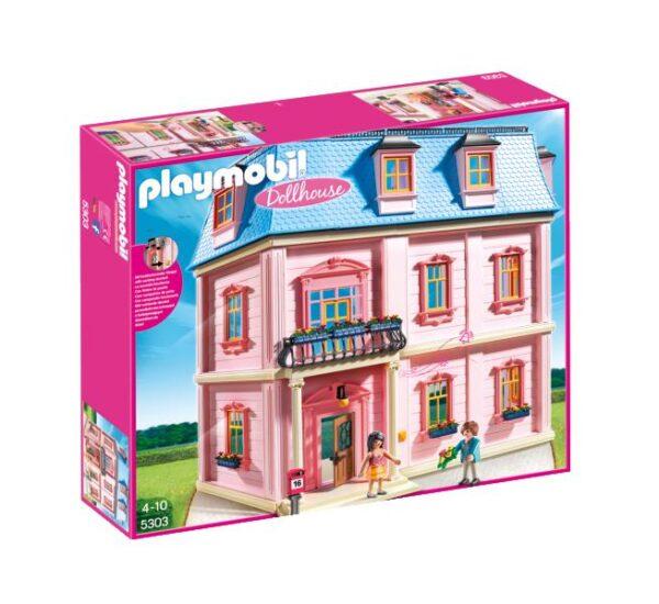 5303 -CASA ROMANTICA DELLE BAMBOLE PLAYMOBIL - DOLL HOUSE Femmina 3-4 Anni, 3-5 Anni, 5-7 Anni, 5-8 Anni, 8-12 Anni ALTRI