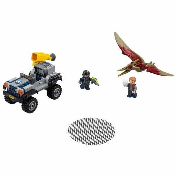 ALTRO JURASSIC WORLD 75926 - Inseguimento dello Pteranodonte - LEGO JURASSIC WORLD - LEGO - Marche Unisex 12+ Anni, 5-8 Anni, 8-12 Anni