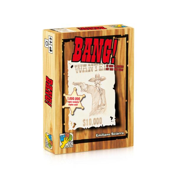Bang! - DV GIOCHI - Marche ALTRO Unisex 12+ Anni, 5-8 Anni, 8-12 Anni ALTRI