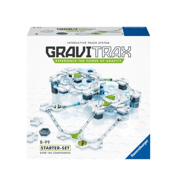 GraviTrax Starter Kit - Gioco di società Ravensburger RAVENSBURGER CLASSIC Unisex 12+ Anni, 5-8 Anni, 8-12 Anni ALTRI
