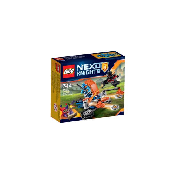 70310 - Blaster da battaglia di Knighton - Giocattoli Toys Center LEGO NEXO KNIGHTS Maschio 12+ Anni, 5-7 Anni, 5-8 Anni, 8-12 Anni ALTRI