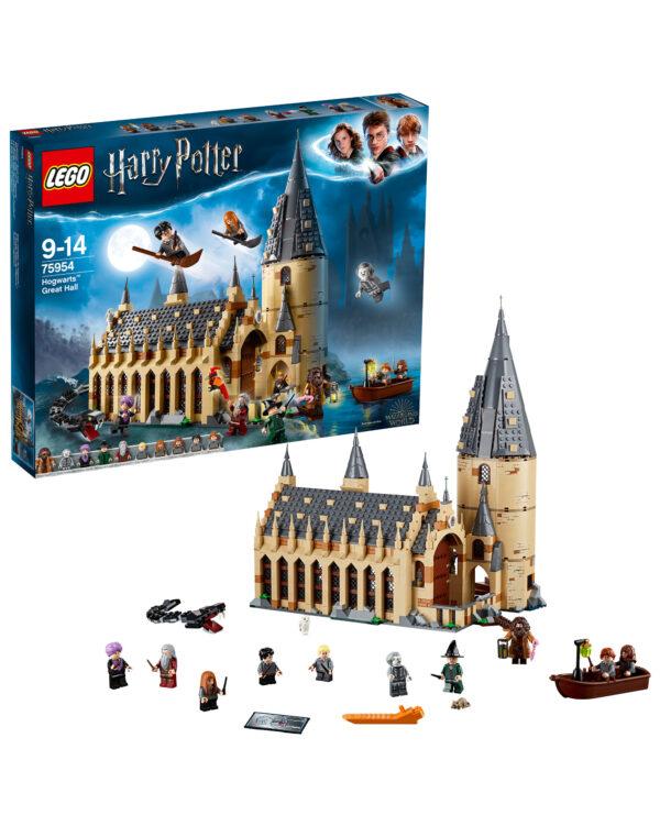 75954 - La Sala Grande di Hogwarts - Altro - Toys Center ALTRO, LEGO® Harry Potter™ Unisex 12+ Anni, 8-12 Anni ALTRI