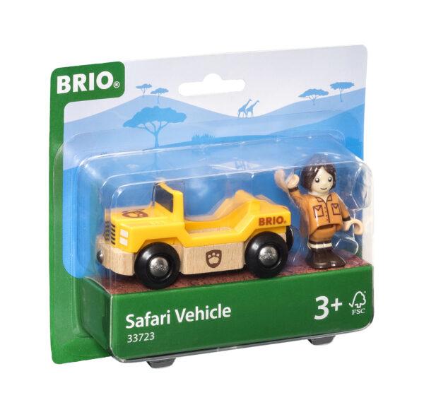 BRIO jeep safari con esploratore BRIO Unisex 12-36 Mesi, 3-4 Anni, 3-5 Anni, 5-7 Anni, 5-8 Anni ALTRI