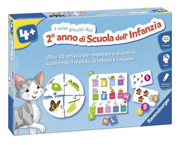 Gioco Educativo Seconda Infanzia 4+ - ALTRO - Giochi educativi, musicali e scientifici