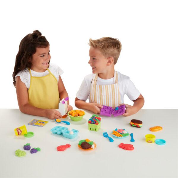 ALTRI PLAY-DOH Unisex 12-36 Mesi, 12+ Anni, 8-12 Anni Play-Doh – Il Supermercato