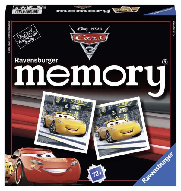 memory® - Cars 3 - Altro - Toys Center ALTRO Unisex 12+ Anni, 3-5 Anni, 5-8 Anni, 8-12 Anni CARS