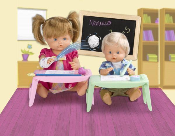 Nenuco Scuola - NENUCO - Altre bambole e accessori