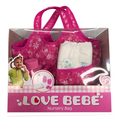 NURSERY BAG - LOVE BEBÈ - Altre bambole e accessori
