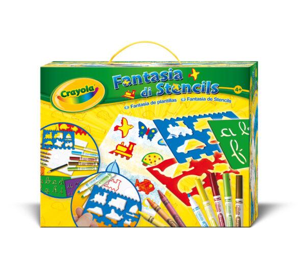 Fantasia di stencils - Altro - Toys Center ALTRO Unisex  ALTRI