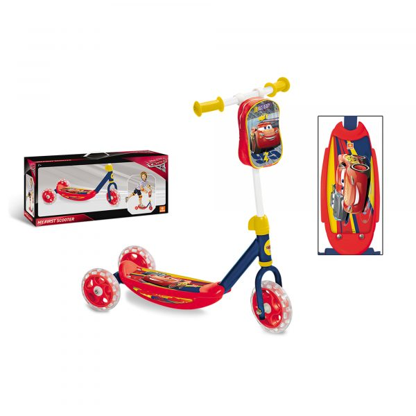 MY FIRST SCOOTER CARS DISNEY - PIXAR Maschio 12-36 Mesi, 3-4 Anni, 3-5 Anni CARS