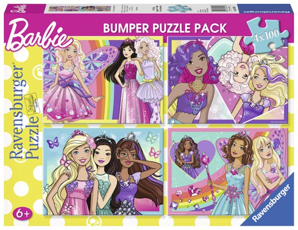 Bumper Pack 4x100 - Barbie - ALTRO - Estate
