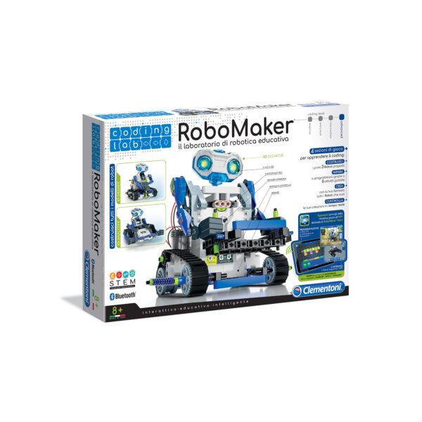 ROBOMAKER - Altro - Toys Center ALTRO Unisex 12+ Anni, 5-8 Anni, 8-12 Anni ALTRI