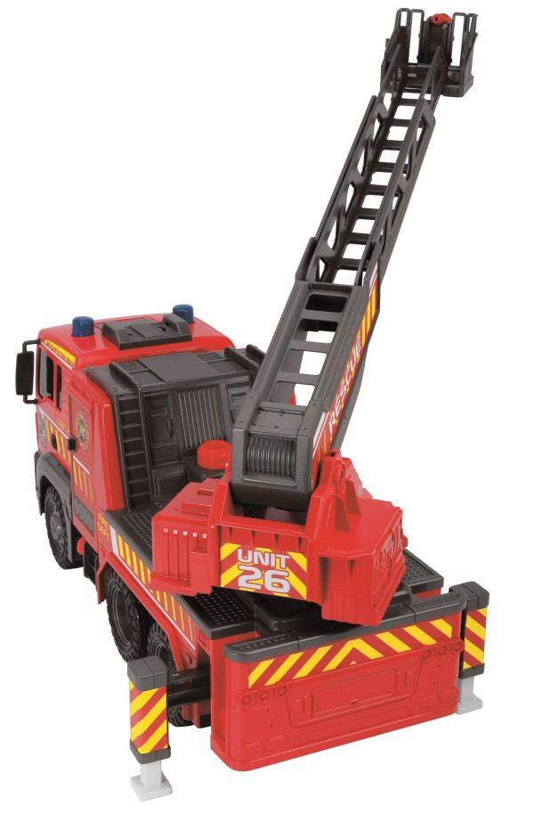 MOTOR&CO CAMION FIRE UNIT - Camion e autocarri - Veicoli e piste giocattolo - Giocattoli ALTRI Maschio 12+ Anni, 3-5 Anni, 5-8 Anni, 8-12 Anni MOTOR&CO