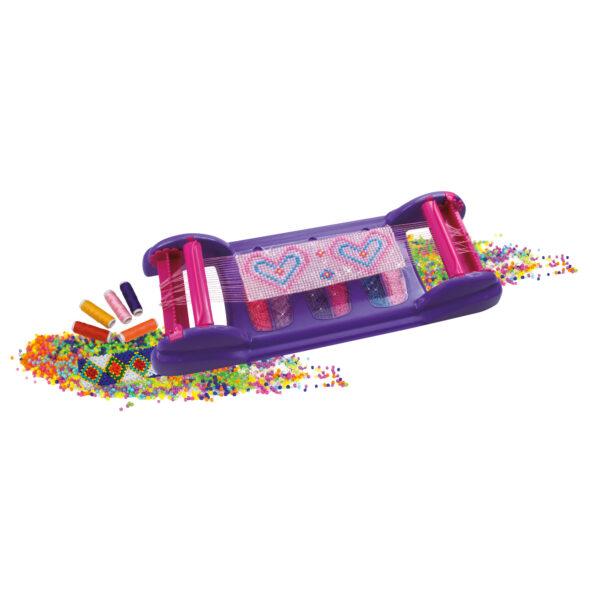 Telaio per braccialetti - Creamania Girl - Toys Center - CREAMANIA GIRL - Kit artistici e pittura