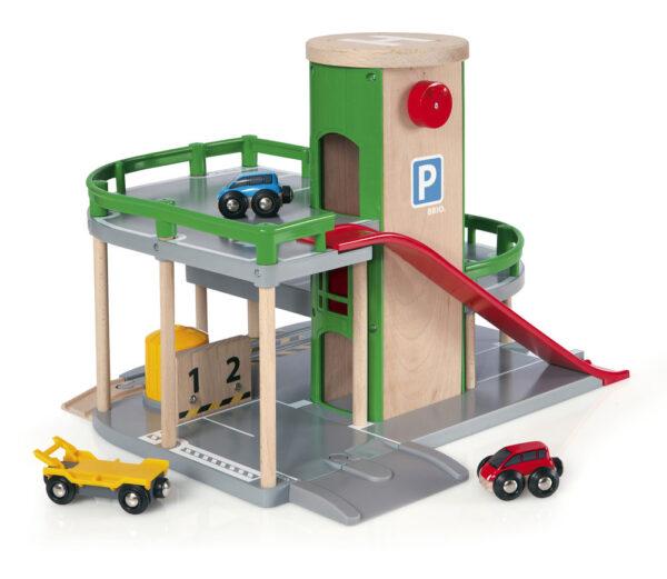 BRIO parcheggio - BRIO