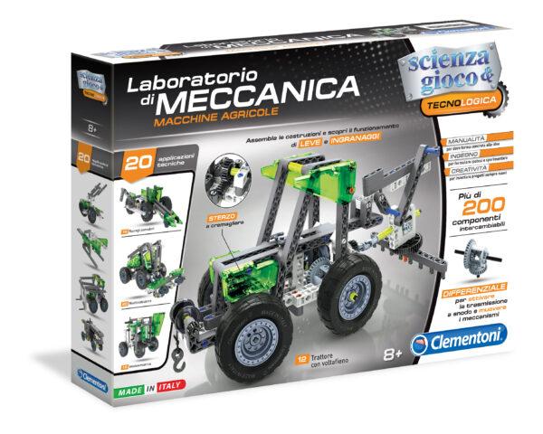 Laboratoio di Meccanica - Macchine agricole FOCUS / SCIENZA&GIOCO Maschio 8-12 Anni ALTRI