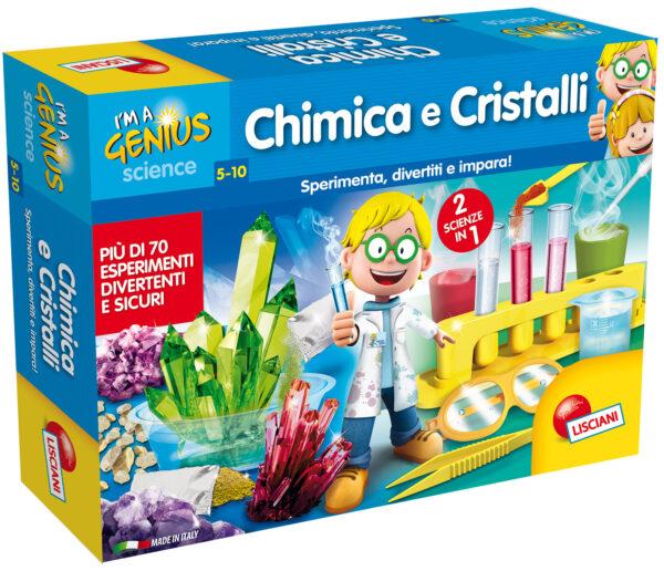 I'm a genius chimica e cristalli - I'M A GENIUS - Fino al -20%