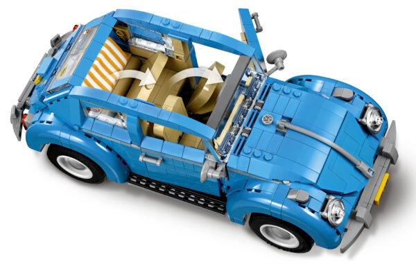 ALTRI 10252 - Maggiolino Volkswagen - Lego Creator LEGO CREATOR EXPERT 12+ Anni Maschio