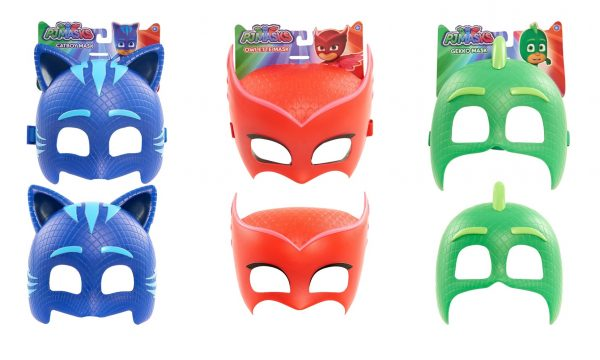 ALTRO PJ Masks Geco - Maschera Unisex 3-4 Anni, 5-7 Anni
