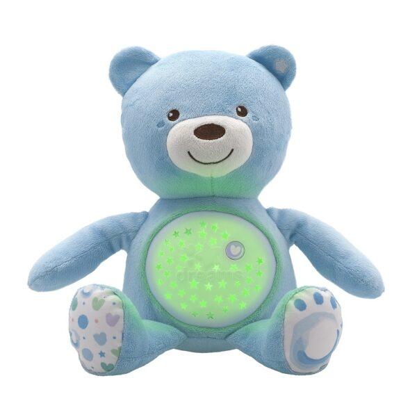 Baby Bear azzurro - Giocattoli Toys Center Chicco Maschio 0-12 Mesi, 0-2 Anni, 12-36 Mesi, 3-5 Anni ALTRI