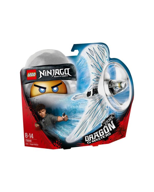 70648 - Zane - Maestro dragone - Lego Ninjago - Toys Center LEGO NINJAGO Unisex 12+ Anni, 5-8 Anni, 8-12 Anni ALTRI