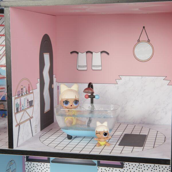 Giochi Preziosi LOL House, Casa delle bambole con luci e suoni - Lol - Toys Center - LOL - Case delle bambole