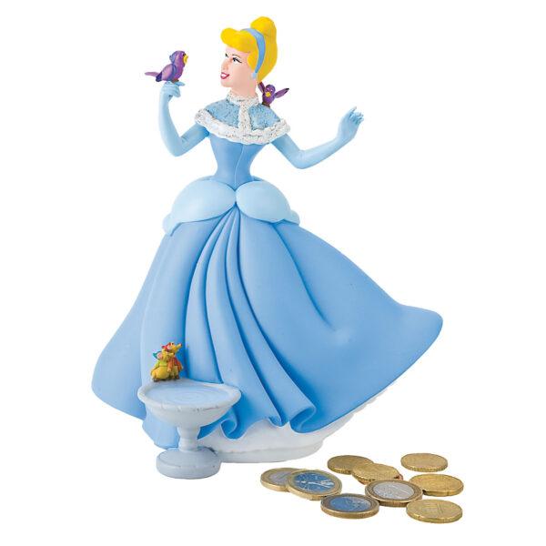 Salvadanaio Cinderella - BORELLA - Marche Disney Femmina 12-36 Mesi, 12+ Anni, 3-5 Anni, 5-7 Anni, 5-8 Anni, 8-12 Anni PRINCIPESSE DISNEY
