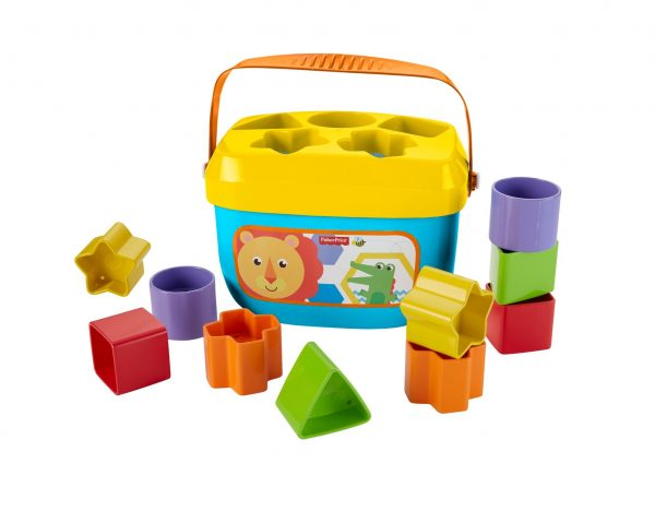 Blocchi Assortiti - Fisher-price - Toys Center FISHER-PRICE Unisex 0-12 Mesi, 12-36 Mesi, 12+ Anni, 8-12 Anni ALTRI