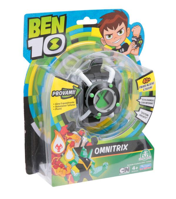 ALTRO BEN 10 Ben 10 Orologio Omnitrix Base - BEN 10 - Marche Maschio 3-5 Anni, 5-8 Anni, 8-12 Anni