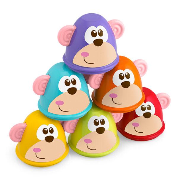 Monkey Strike ALTRI Unisex 0-2 Anni, 12-36 Mesi, 3-4 Anni, 3-5 Anni, 5-8 Anni Chicco