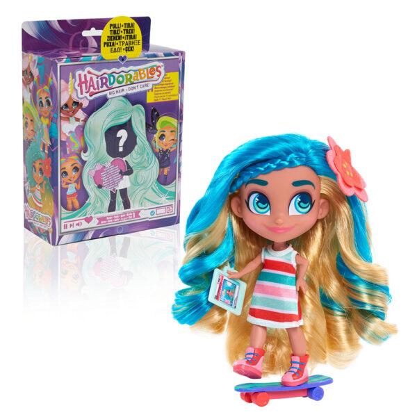 ALTRI ALTRO Femmina 12-36 Mesi, 12+ Anni, 3-5 Anni, 5-8 Anni, 8-12 Anni Hairdorables Bambole Stilose con Capelli Lucenti e Colorati - Altro - Toys Center