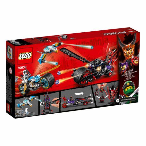 70639 - Gara su strada del Giaguaro-serpente - Lego Ninjago - Toys Center ALTRI Maschio 12+ Anni, 5-8 Anni, 8-12 Anni LEGO NINJAGO