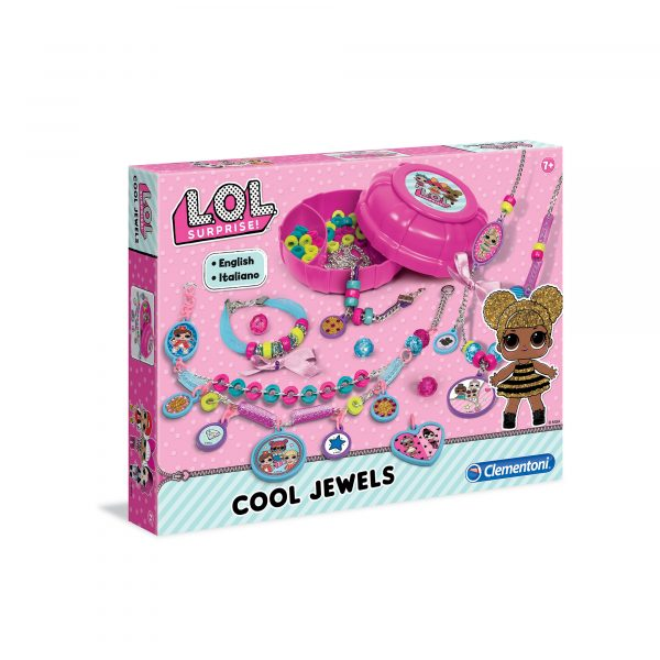 LOL SURPRISE GIOIELLI - Lol - Toys Center LOL Unisex 5-8 Anni, 8-12 Anni ALTRI
