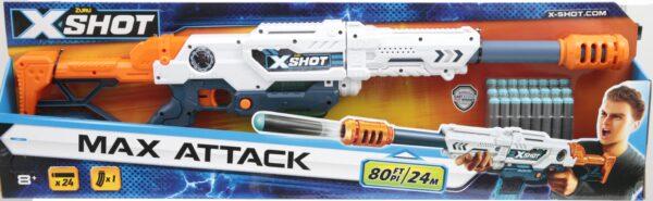 X SHOT MAX ATTACK SUN&SPORT Maschio 12+ Anni, 5-8 Anni, 8-12 Anni ALTRI