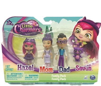 LITTLE CHARMERS Famiglia ALTRI Femmina 12-36 Mesi, 3-4 Anni, 3-5 Anni, 5-7 Anni, 5-8 Anni Spin Master
