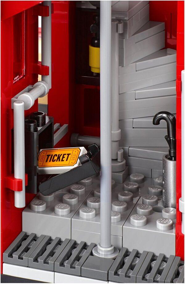 ALTRI LEGO CREATOR EXPERT Maschio 12+ Anni 10258 - London Bus - Lego Creator Expert - Toys Center