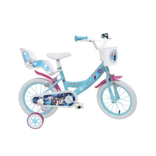BICI FROZEN 14 - Bici, Tricicli e Giochi cavalcabili - Giochi all'aperto e sportivi - Giocattoli - DISNEY PRINCESS - Bici, Tricicli e Cavalcabili a pedali