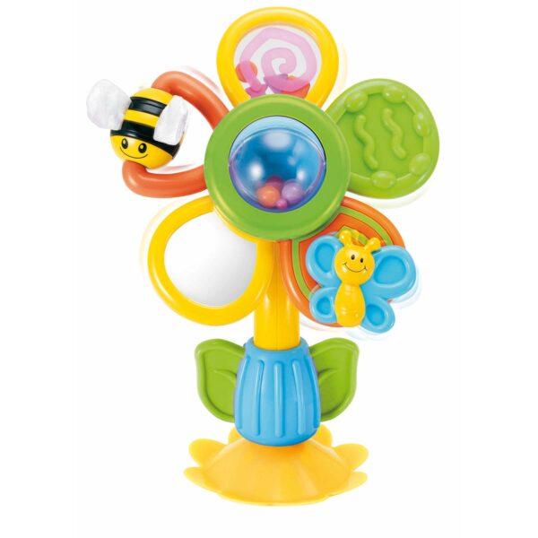 FIORE GIOCO SONAGLI - B-kids - Toys Center - B-KIDS - Giochi di apprendimento prescolare