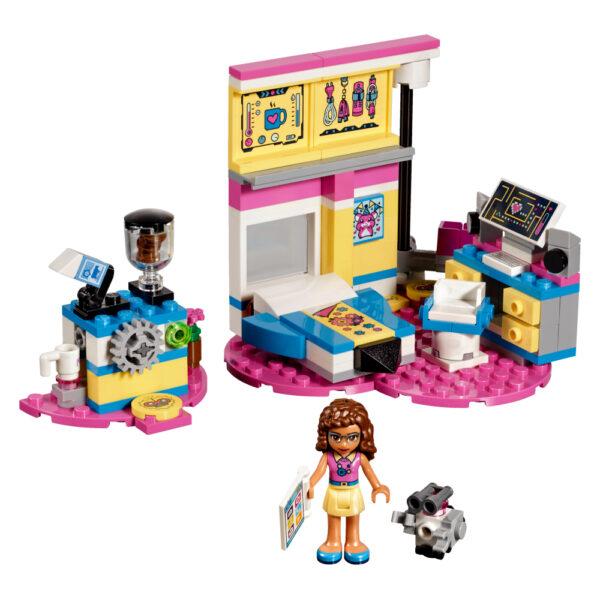 LEGO FRIENDS ALTRI LEGO 41329 - La cameretta deluxe di Olivia Femmina 12+ Anni, 5-8 Anni, 8-12 Anni