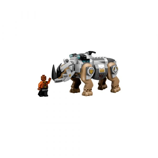 LEGO SUPER HEROES ALTRI 76099 - Resa dei conti con Rhino alla miniera - Lego Super Heroes - Toys Center Maschio 12+ Anni, 5-8 Anni, 8-12 Anni