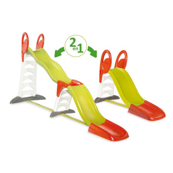 Scivolo Megagliss 2 in 1 - Altro - Toys Center ALTRO Unisex 12-36 Mesi, 3-4 Anni, 3-5 Anni, 5-7 Anni, 5-8 Anni ALTRI
