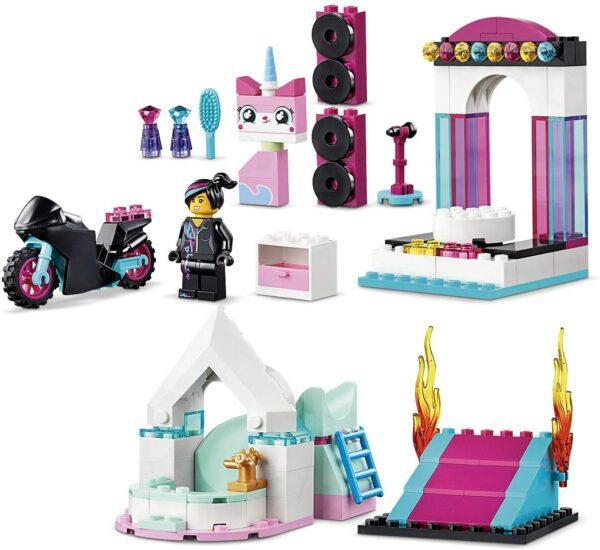 THE LEGO MOVIE 2 ALTRO Unisex 12+ Anni, 3-5 Anni, 5-8 Anni, 8-12 Anni 70833 - La scatola delle costruzioni di Lucy! - The LEGO Movie 2 - LEGO - Marche