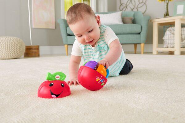 Baby Mela Impara con Me 0-2 Anni, 3-4 Anni Unisex FISHER-PRICE ALTRI