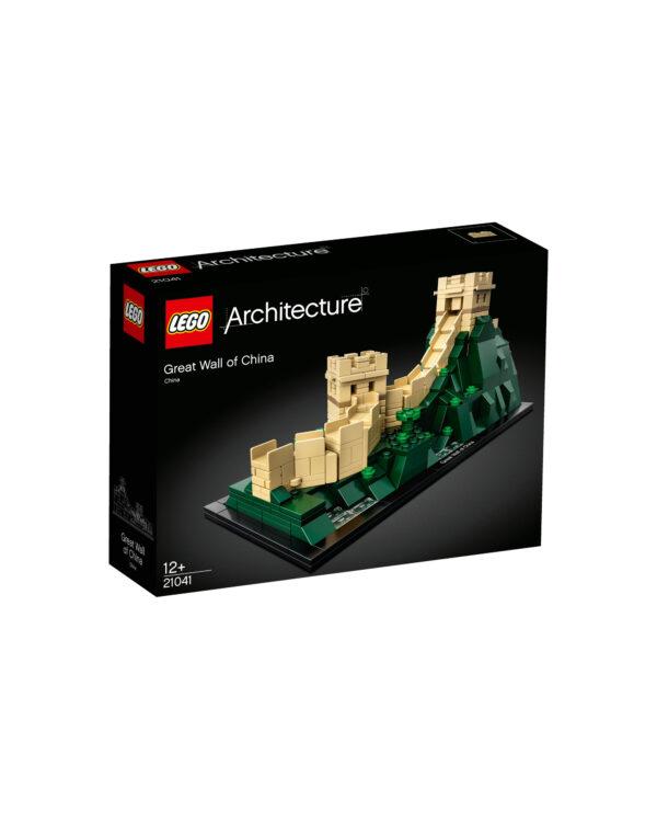 21041 - Grande Muraglia cinese - Lego Architecture - Toys Center LEGO ARCHITECTURE Unisex 12+ Anni, 8-12 Anni ALTRI