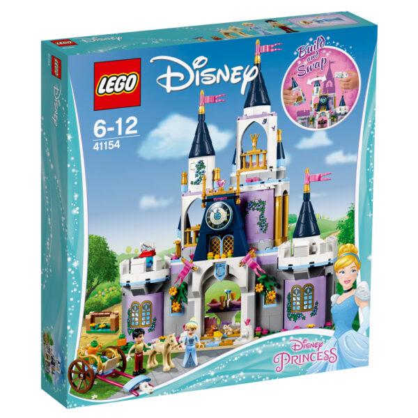 41154 - Il castello dei sogni di Cenerentola - Best Seller Disney - DISNEY - Marche - Disney - Costruzioni