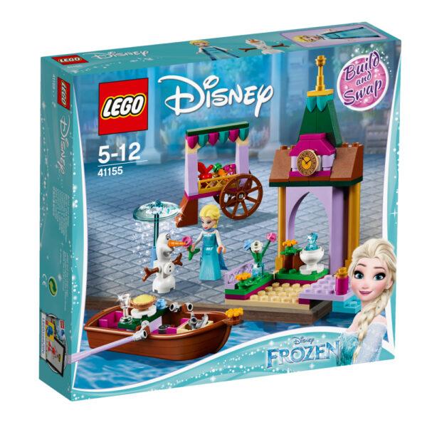 41155 - Avventura al mercato di Elsa - Lego Classic - Toys Center LEGO CLASSIC Femmina 12+ Anni, 3-5 Anni, 5-8 Anni, 8-12 Anni Disney Frozen