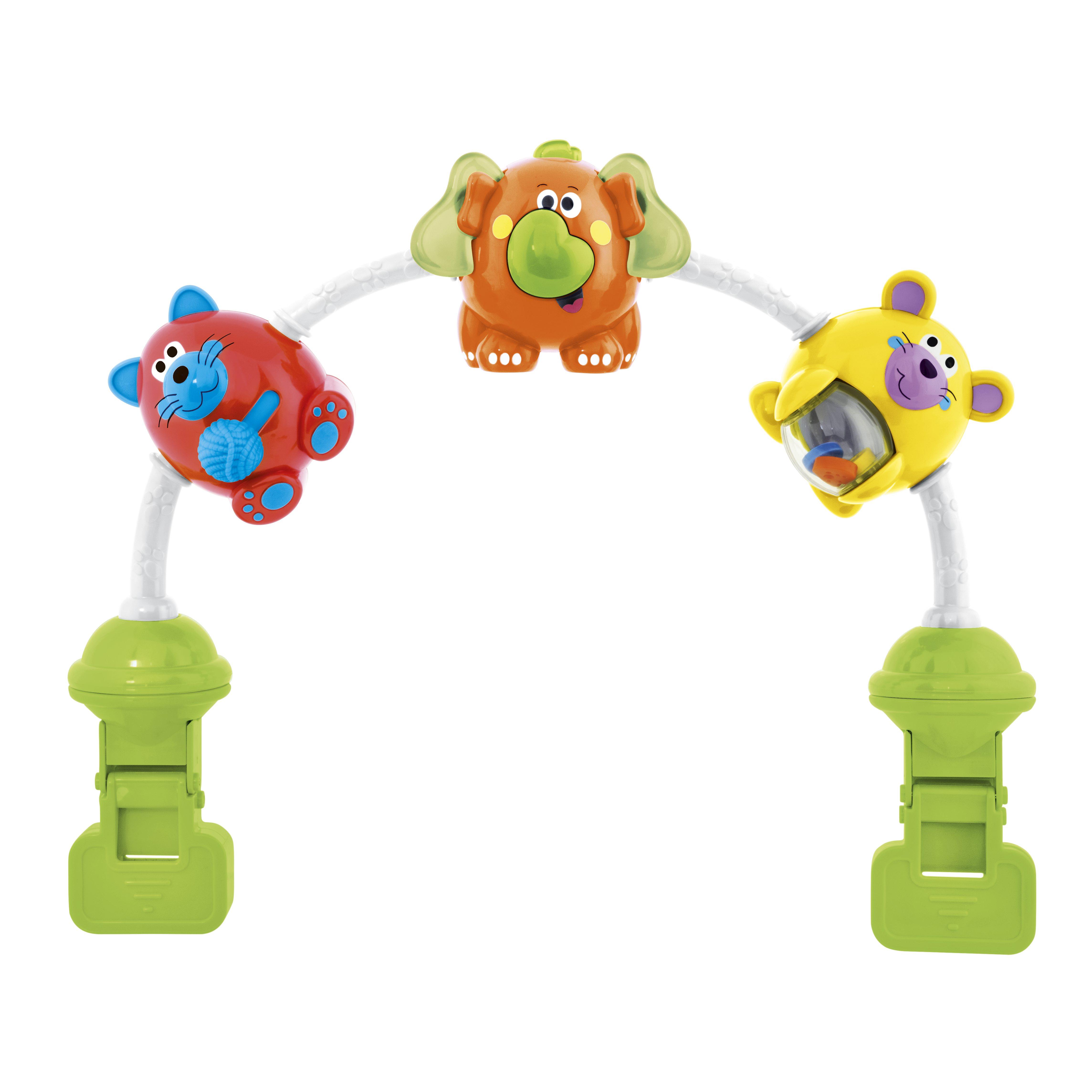 Arco passeggio amici in viaggio - chicco - toys center - Chicco